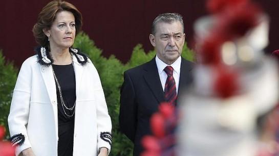 """Paulino Rivero pide la """"soberanía compartida"""" para las Islas Canarias"""