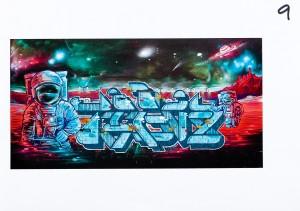 AGENDA: 3 y 4 de octubre, en Civivox Mendillorri, final del VIII Concurso de grafitis Civigraff 2014