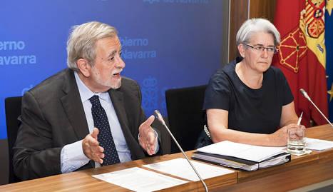 Tras el plantón, Navarra y el Estado acuerdan suspender el recurso sobre el IVA de Volkswagen