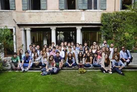 Estudiantes de Arquitectura trasladan sus clases a Venecia