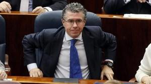 """De momento Granados va a la cárcel por """"delitos"""" contra la hacienda pública"""