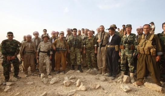 Turquía deja entrar a tropas kurdoiraquíes para luchar en Kobani