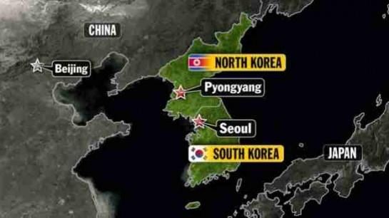 Primer contacto militar de alto nivel en 7 años entre las dos Coreas