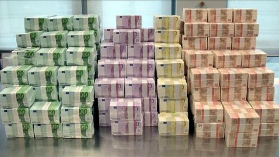 Aumenta el número de millonarios en España un 24% en un año