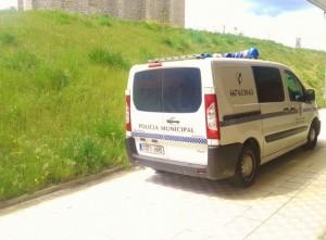 Policía local del Valle de de Egüés. Sarrigurenweb.com