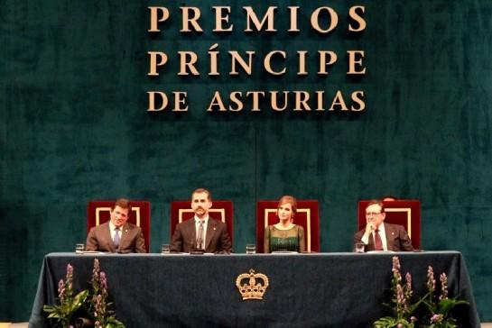 Los Premios Príncipe de Asturias se adaptan a las circunstancias y utilizarán la forma femenina