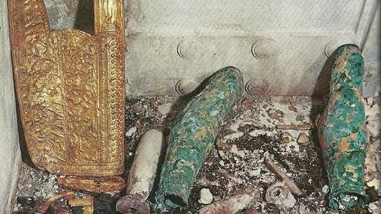Confirman que los restos hallados en Grecia son de Filipo II, padre de Alejandro Magno