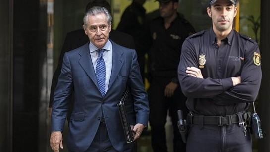 Miguel Blesa será embargado al no presentar la fianza exigida de 16 millones