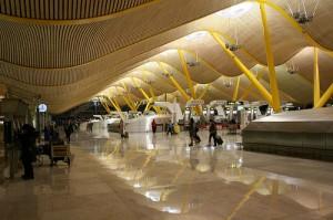 Aeropuerto de Adolfo Suárez Madrid-Barajas.