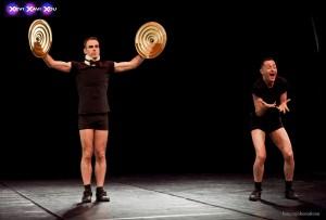 AGENDA: 30 de octubre, 6 y 9 de noviembre, Civivox de Iturrama en Pamplona, DanZ