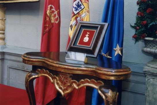 Continúa abierto el plazo para las candidaturas a la Medalla de Oro de Navarra