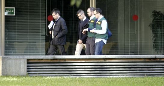 Ascienden a 26 los detenidos por la Guardia Civil en relación a una trama de pagos a funcionarios