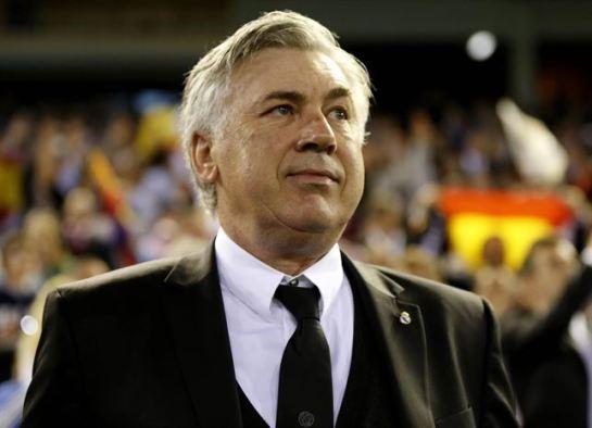 """Ancelotti cree que Cristiano Ronaldo """"cometió un error"""""""