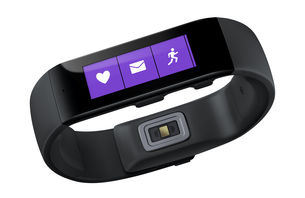 Microsoft lanza brazalete para vigilar la salud