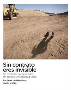 """Campaña del Gobierno de Navarra contra el """"empleo sumergido"""""""