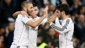 El Madrid en octavos
