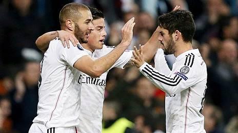 El Madrid, en octavos y el Atlético consolida su liderato