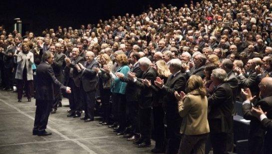 Mas propone un plan de 18 meses para alcanzar la independencia de Cataluña en el 2016