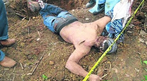 Sicarios mataron y quemaron a los 43 estudiantes desaparecidos en México