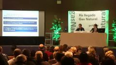Gas Navarra iniciará el próximo año el suministro de gas natural  en Rada