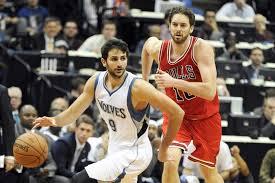 NBA: Los Gasol muestran su liderazgo y Ricky reparte 17 asistencias