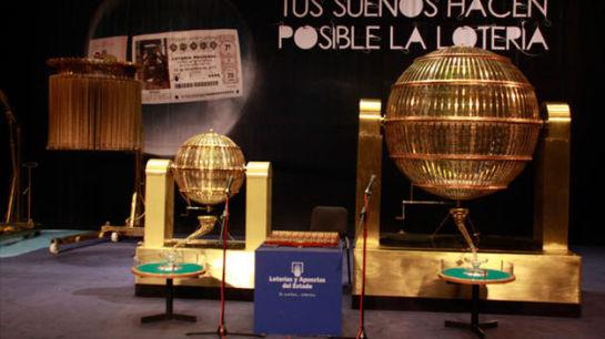 El segundo cuarto premio, el 71.119, vendido en Pamplona y Tudela