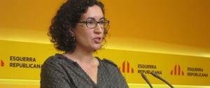 """ERC pide """"elecciones constituyentes"""" y un Gobieno de concentración para Cataluña"""