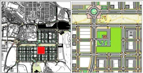 Las obras de la Plaza Central de Lezkairu empezarán en febrero