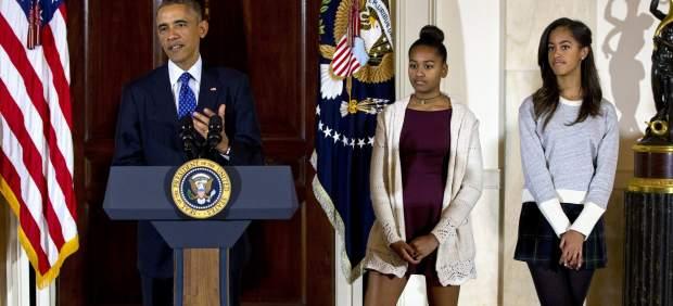Polémica por los comentarios de asesora republicana sobre las hijas de Obama