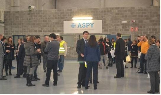 ASPY Prevención abre sus nuevas instalaciones en Noain