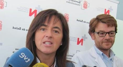 """Marta Vera dice que las fugas de agua en el recién inaugurado edificio de Urgencias es """"normal"""""""