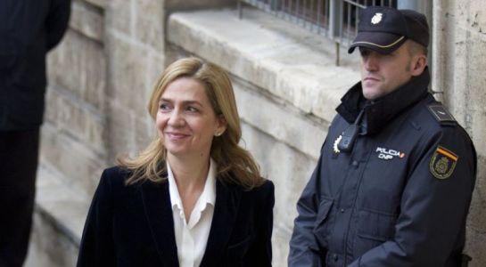 Ni la Fiscalía ni la Abogacía del Estado acusarán a la infanta Cristina por el caso Nóos