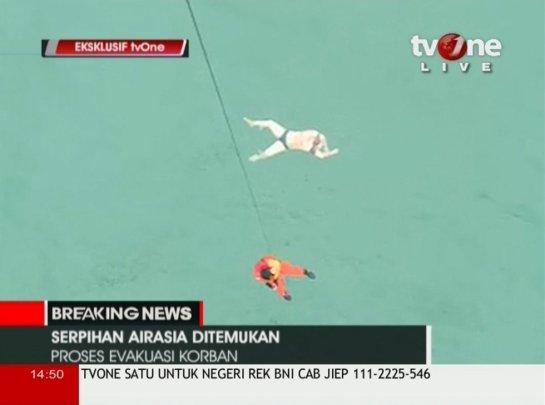 Recuperados más de 40 cadáveres de pasajeros del avión desaparecido