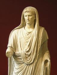 Augusto, emperador también del tiempo