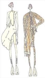 Becetos moda. Foto: Gbno de Navarra