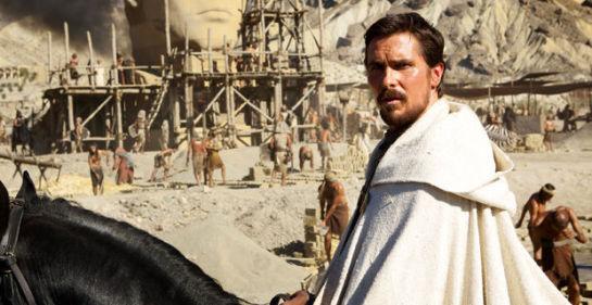 """Egipto y Marruecos prohíben la película """"Exodus"""""""