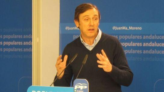 """El PP tacha de """"ocurrencia"""" la idea de Errejón de un presidente independiente"""