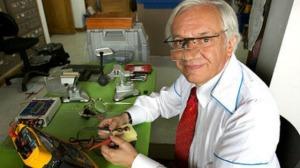 Jorge Reynolds, creador del marcapasos diseña un modelo 'nano'