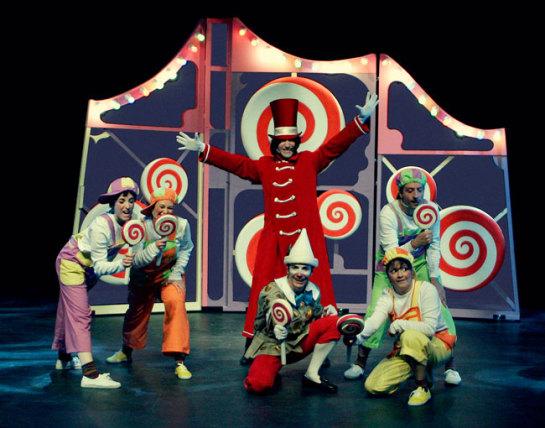 """""""Pinocho, un cuento musical"""" fusiona el circo y el musical este lunes en Baluarte"""