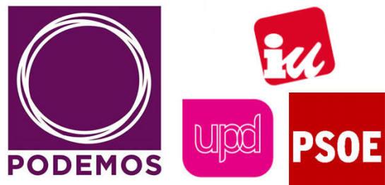 """Los """"nuevos"""" se cruzan en las expectativas de IU y UPyD"""