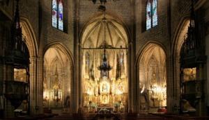 Iglesia de San Saturnino. Foto: UNAV