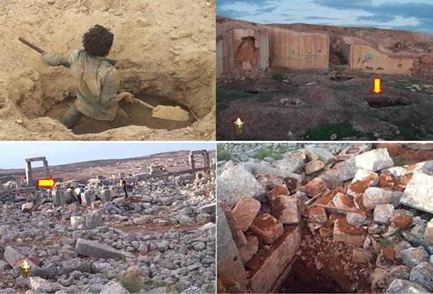 Estado Islámico saquea y vende tesoros arqueológicos a coleccionistas