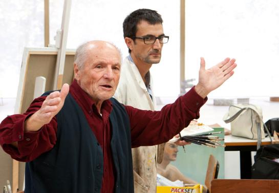 Antonio López impartirá en la Universidad de Navarra el IX Taller de Pintura Maestros de la Figuración
