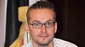 Luke Sommers, fotoperiodista norteamericano secuestrado por Al Qaeda