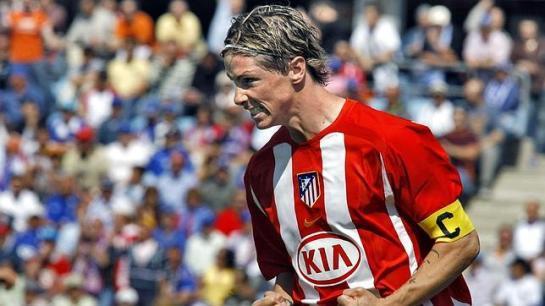 El Atlético de Madrid hace oficial el fichaje de Fernando Torres