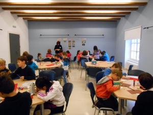 AGENDA: 10 y 17 de febrero, Museo de Educación Ambiental de Pamplona, Cine y documental