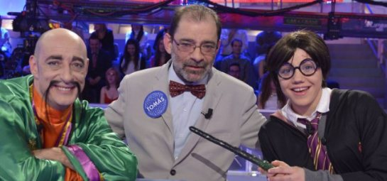 Muere un concursante de 'Pasapalabra' de Telecinco antes de emitir el programa el 31 de diciembre
