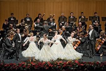 El Gran Concierto de Año Nuevo traerá al Baluarte la mejor música de Strauss el martes día 6 de enero