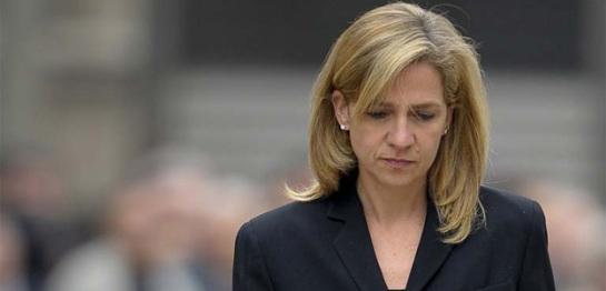 La defensa de la infanta Cristina recurre el auto de apertura de juicio del caso Nóos