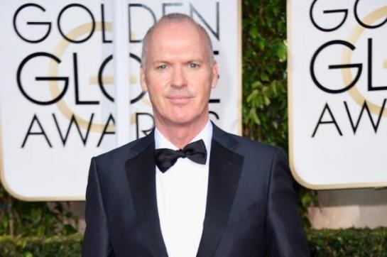 Michael Keaton gana Globo de Oro a actor de comedia en cine por